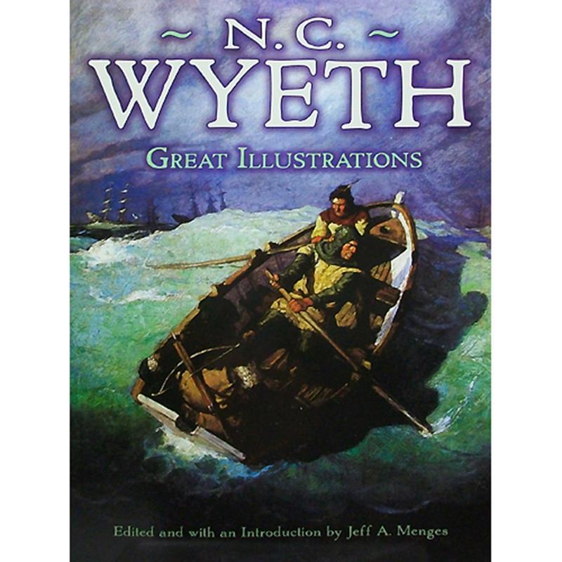 N.C. Wyeth Great Illustrations