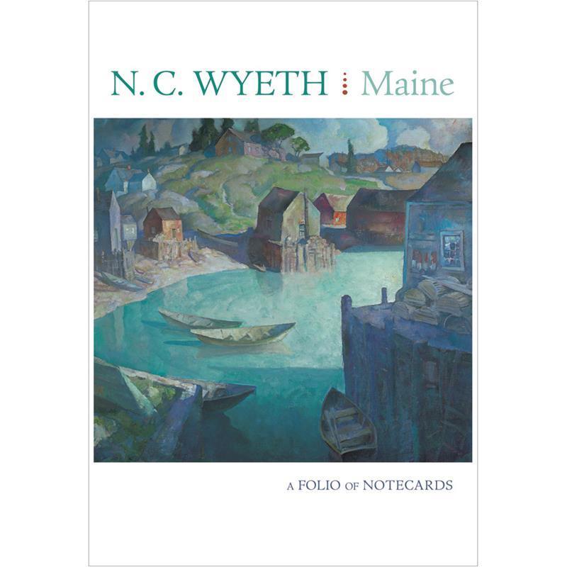 N.C. Wyeth Note Folio,0949