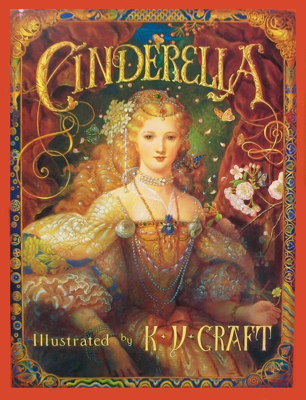 Cinderella- Craft
