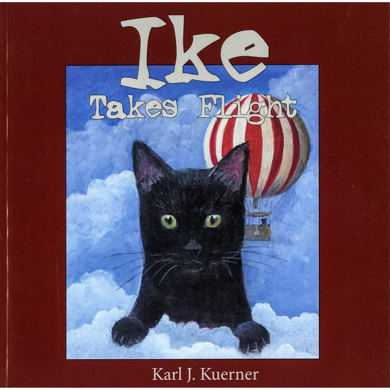Ike Takes Flight