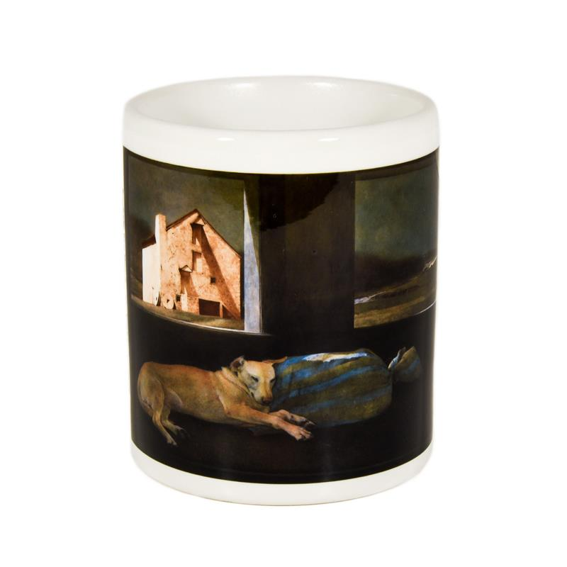 Night Sleeper Ceramic Mug