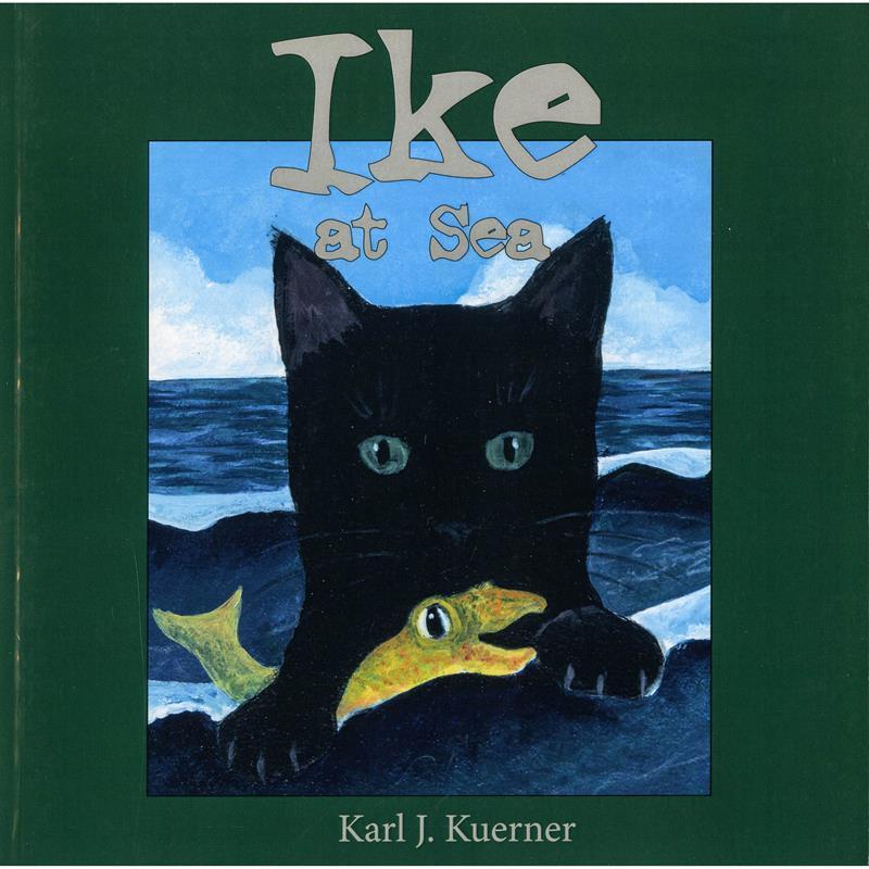 Ike At Sea