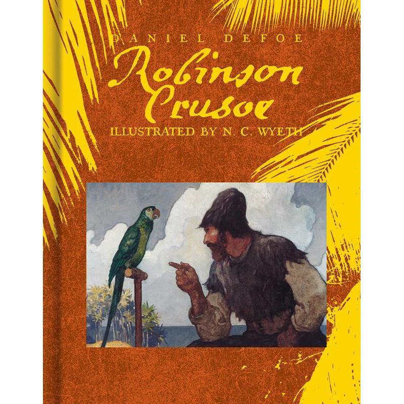 Robinson Crusoe  (Part of Scribner Classics),64707 DAEDALUS