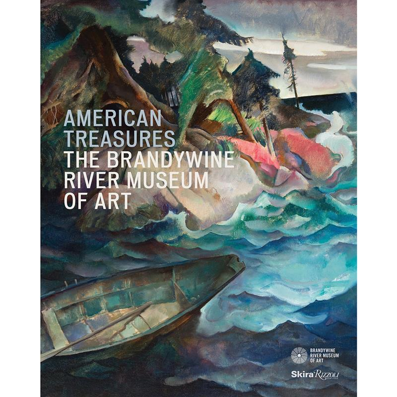 American Treasures Hardcover