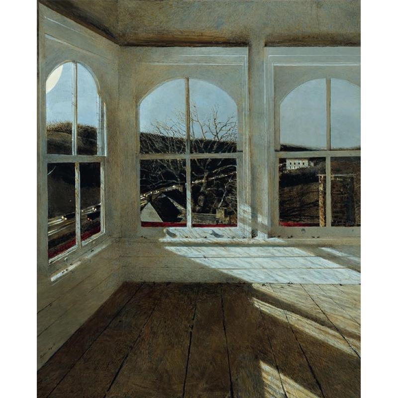 Renfield Print — Andrew Wyeth