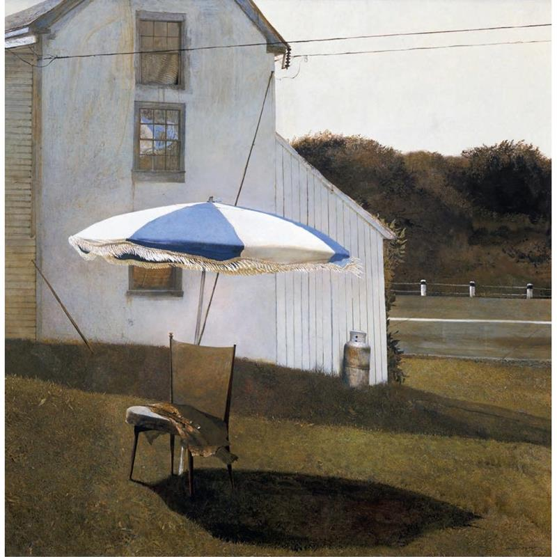 Oliver's Cap Art Print by Andrew Wyeth