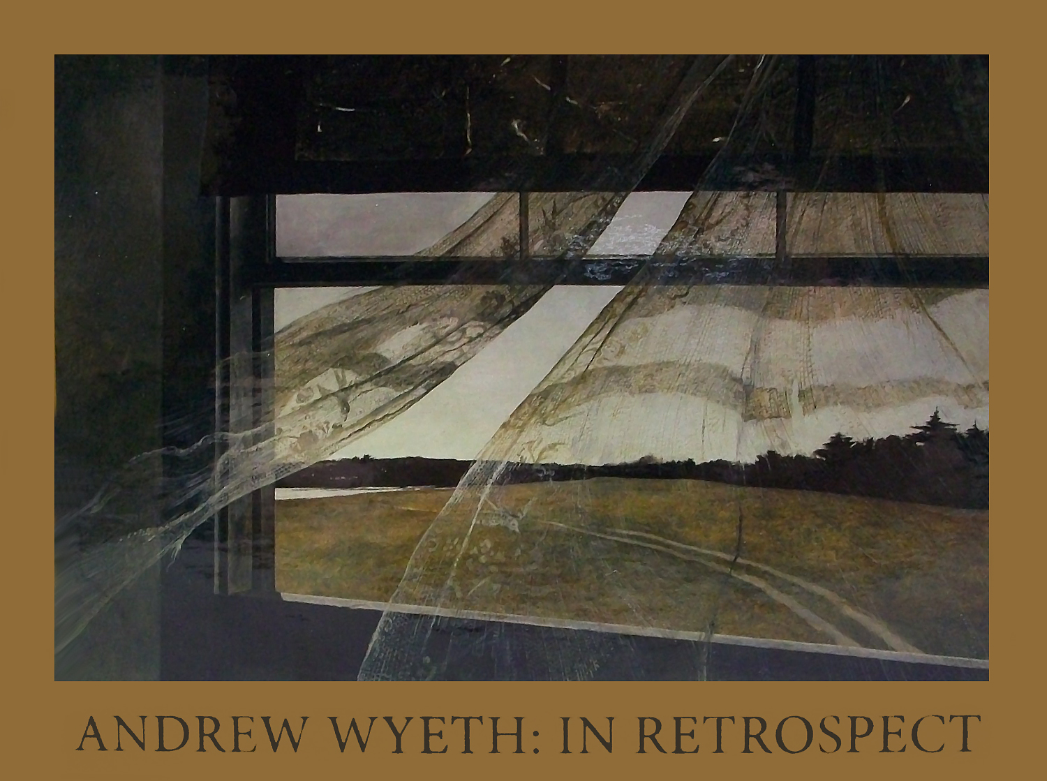 Andrew Wyeth: In Retrospect Notebox