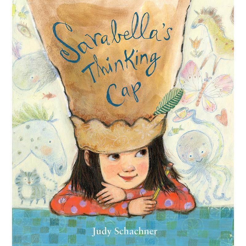 Sarabella's Thinking Cap,9780525429180