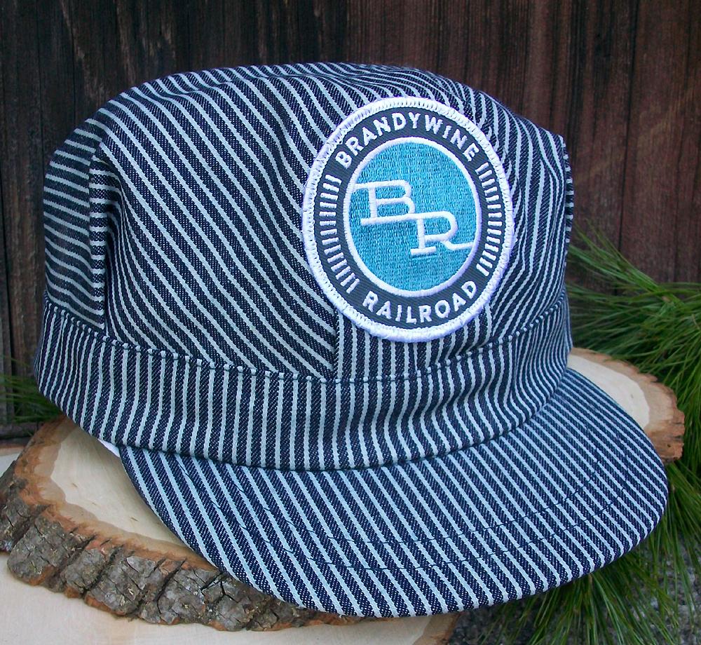 Brandywine Railroad Engineer Cap,10/6800