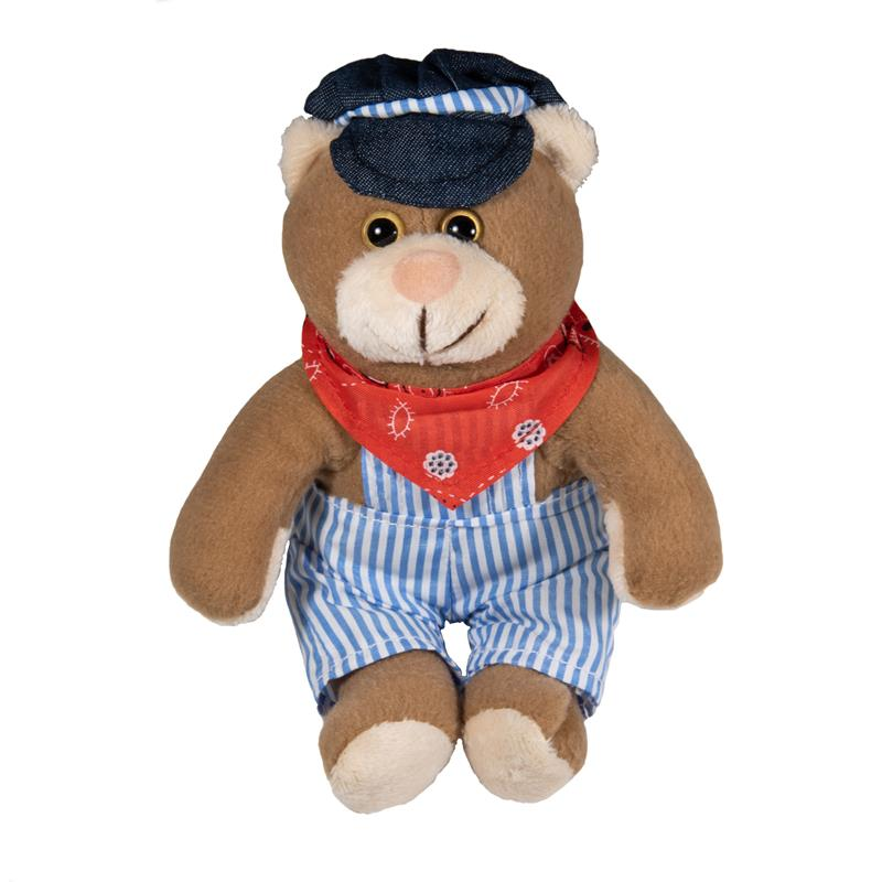Engineer Beanie Bear,13/7988