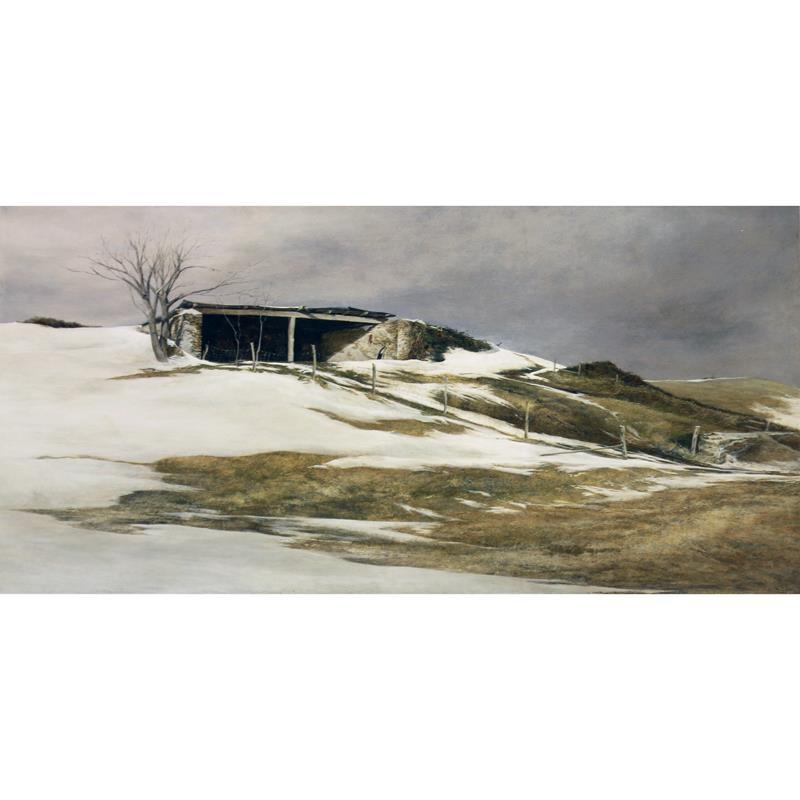 Shelter Small Print — George A. Weymouth