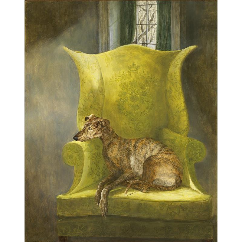 Melanie in Repose Print — George A. Weymouth