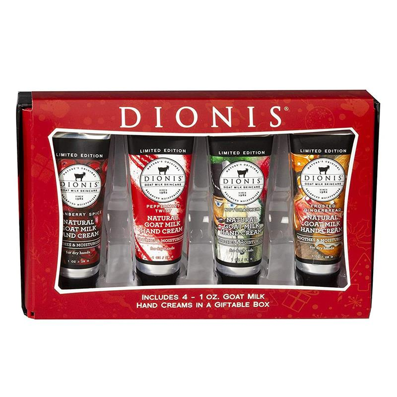 Holiday hand cream gift set,C33090-4