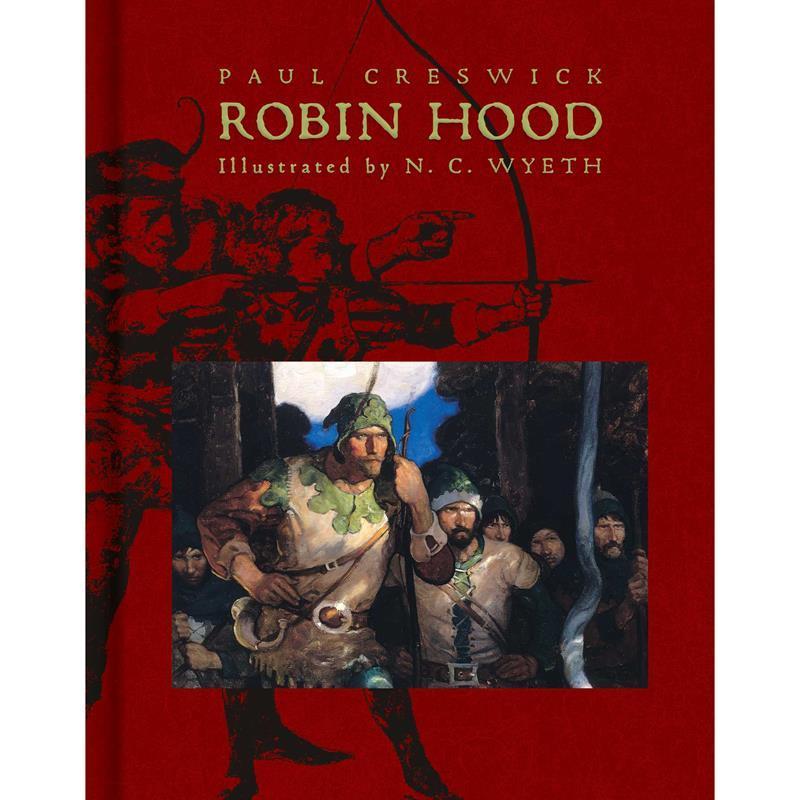 Robin Hood  (Part of Scribner Classics)