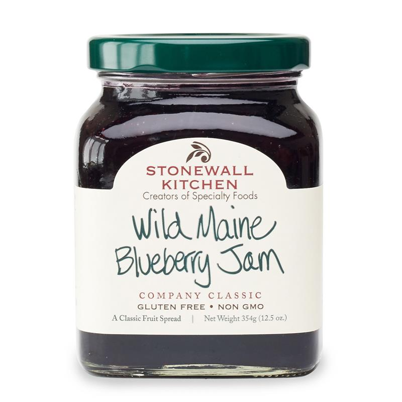 Wild Maine Blueberry Jam,191677