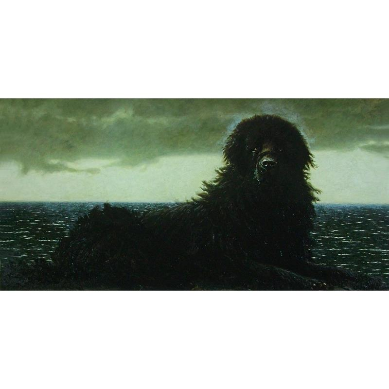 Newfoundland Signed Limited Edition Print — Jamie Wyeth