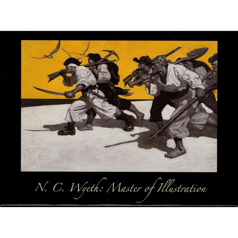 N.C. Wyeth: Master of Illustration notecard set