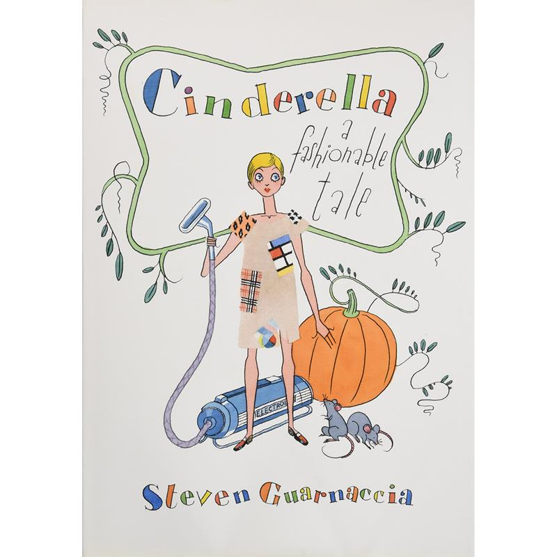 Cinderella: A Fashionable Tale- Guarnaccia