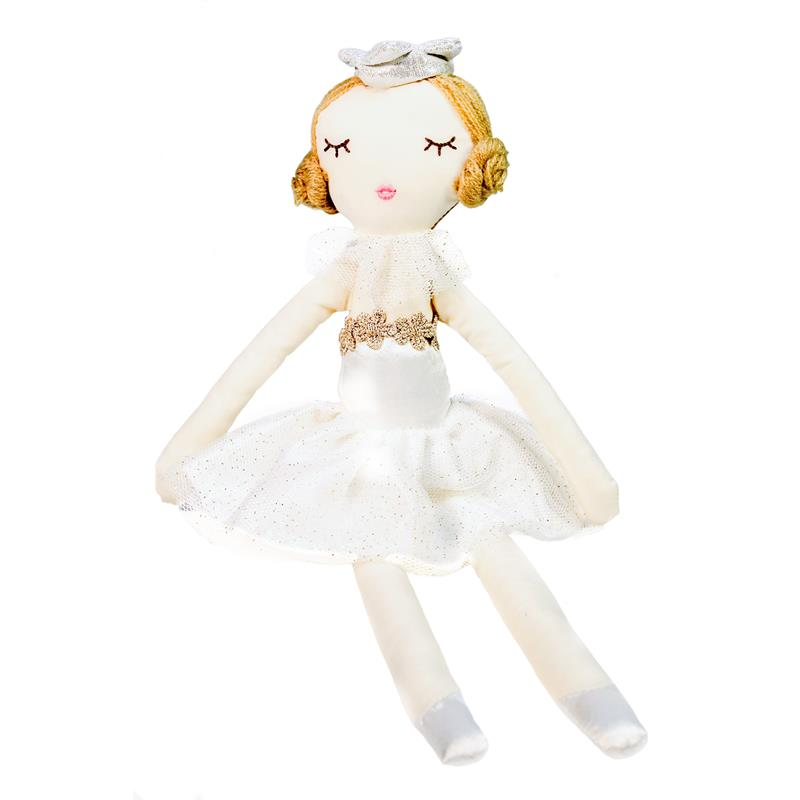 Small Doll White,T301A-C