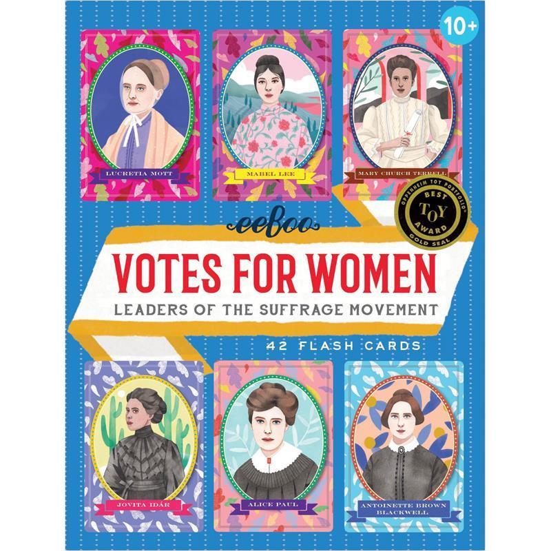Votes for Women Flashcards,FLWMN