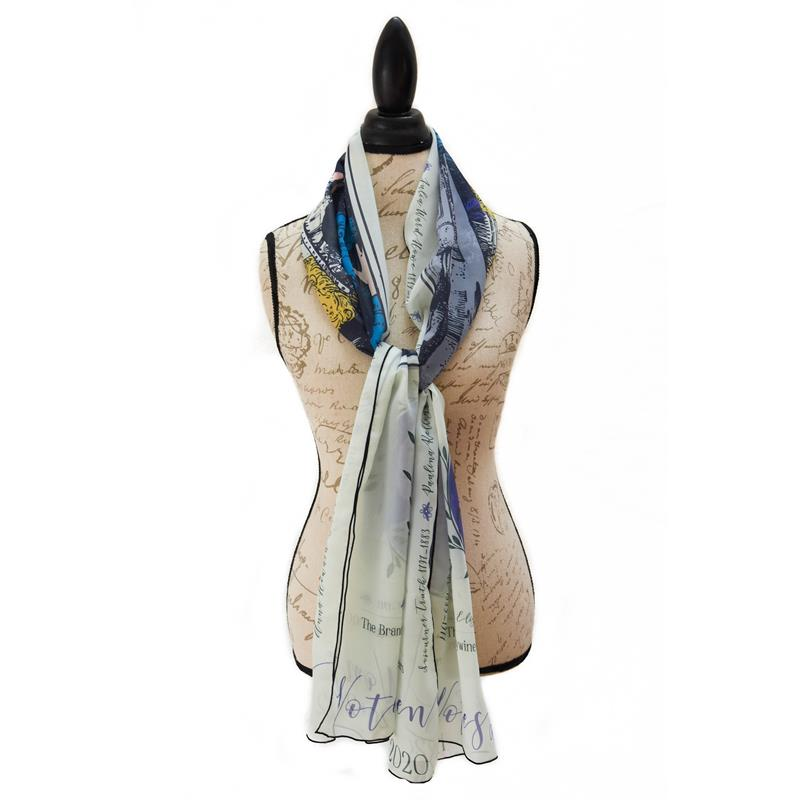 Votes for Women Centennial Scarf
