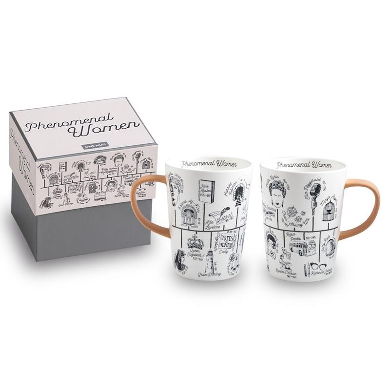 Phenomenal Women Timeline Mug,98000