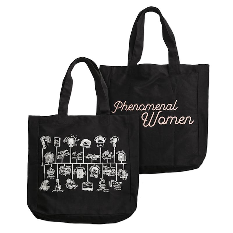 Phenomenal Women Tote Bag,98001