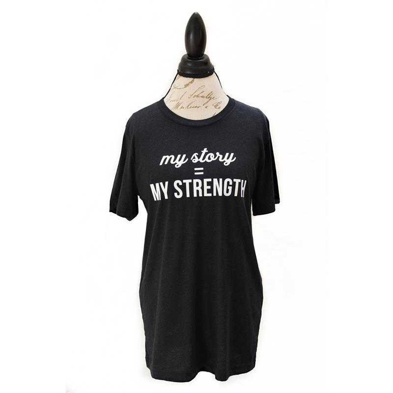 My Story is My Strength T-shirt