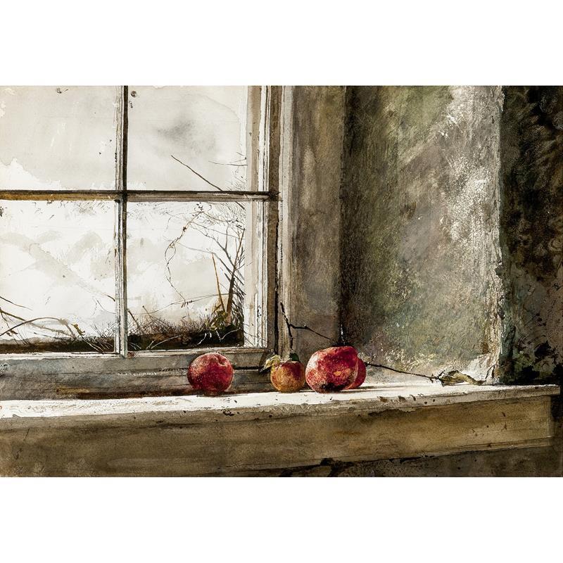 Frostbitten Print — Andrew Wyeth