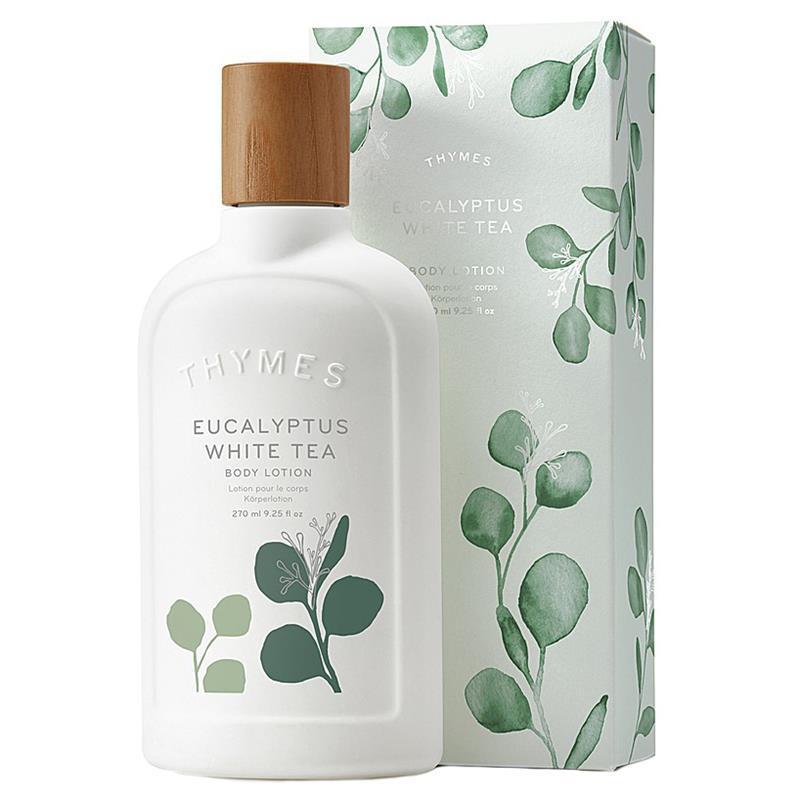 Eucalyptus White Tea Body Lotion,0430303000
